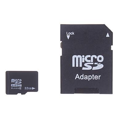32GB Tarjeta TF tarjeta Micro SD tarjeta de memoria Class6