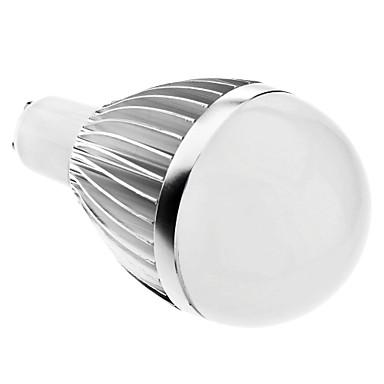 SENCART 1 buc 9 W Bulb LED Glob 420-500 lm GU10 A60(A19) 18 LED-uri de margele SMD 5730 Alb Natural 85-265 V