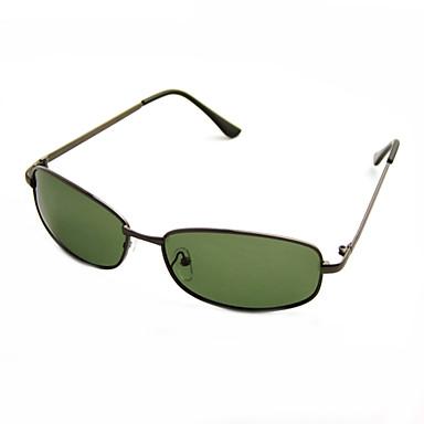 Men's Dark Green UV Protection Sunglasses