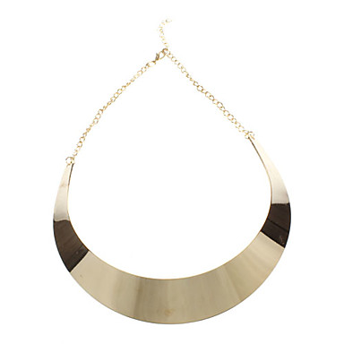 Women's Fashion Simple Style Choker Necklace Alloy Choker Necklace , Party Daily