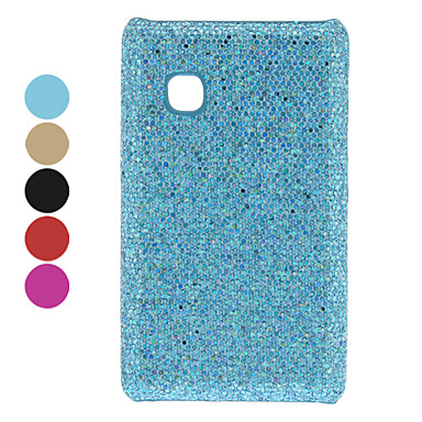 Shimmering Powder Designed PC Hard Case for LG T375 (Assorted Colors)