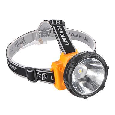 LED-759 ladattava Single-Mode LED ajovalaisin (sisäänrakennettu akku, Blue)