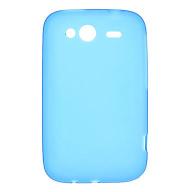 תיק בחזרה מגן PVC מגן עבור G13 S HTC Wildfire