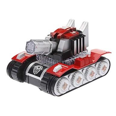 Électrique Réservoir Toy modèle affichage du bureau pour enfant avec lumière LED et musique