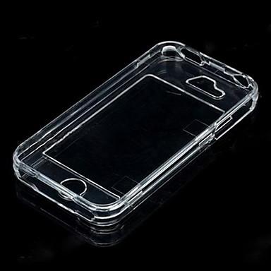 Etui de Protection en Cristal pour iPhone 4