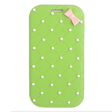 Elegant Bowknot Leather Case for Samsung Galaxy S3 I9300(Assorted Color)