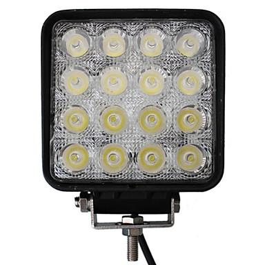 48W 16 LED Meydanı İş Işık