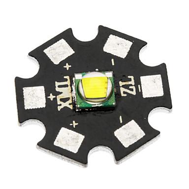 LED Işık Lambalar LED 3 Işıtma Modu Kamp / Yürüyüş / Mağaracılık Siyah