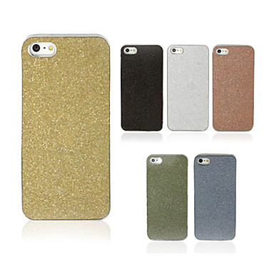 Shimmering Powder Back Case for iPhone 5/5S(Assorted Color)