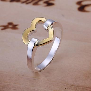 Yüzükler Günlük Mücevher alaşım Evlilik Yüzükleri6