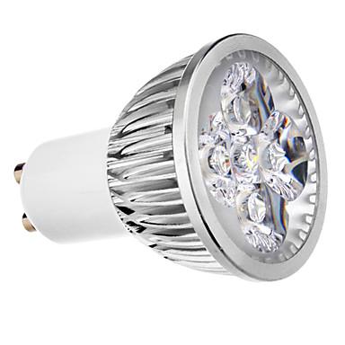 4W GU10 LED Spot Işıkları MR16 4 led Serin Beyaz 400lm 6000K AC 220-240V