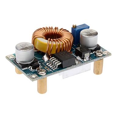 DC Dönüştürücüler Sabit 5-32V 0.8-30V 5A Boost Modülü Taşınabilir Güç Kaynağı