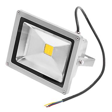 1400 lm LED Yer Işıkları 1 led Su Geçirmez Sıcak Beyaz AC 220-240V V
