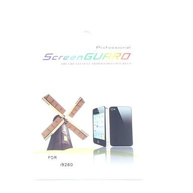 klare Displayschutzfolie für Samsung Galaxy Nexus i9250 Bildschirmschutz für Samsung