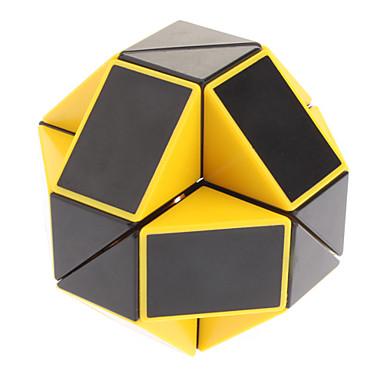 Rubik küp Shengshou Yılan Küpü Pürüzsüz Hız Küp bulmaca küp Klasik Eğlence Fun & Whimsical Klasik Çocuklar için Yetişkin Oyuncaklar Genç Kız Hediye