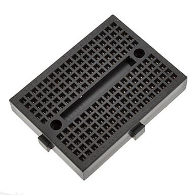 (Arduino için) proto kalkanı için 170 puan, mini breadboard (resmi (arduino) tahtaları ile çalışır)