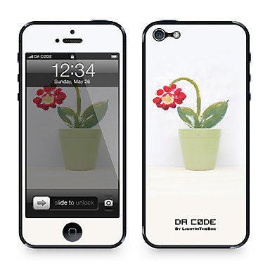 Da Kodu ™ iPhone 4/4S için Cilt: