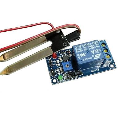 röle modülü toprak nemi röle toprak nem sensörü (arduino için) akıllı araba