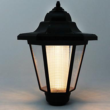 Açık Güneş Enerjisi Bahçe Peyzaj Yol Yol Yol Nokta Sıcak Işık Lambası LED