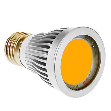 E26 Lâmpadas de Foco de LED 1 COB 600-630 lm Branco Quente 3000-3500 K AC 85-265 V