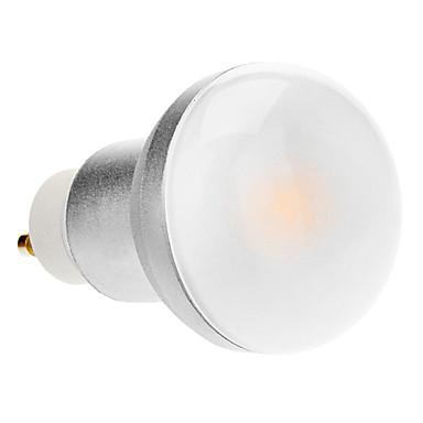 1 buc 7 W Bulb LED Glob 380-420 lm GU10 1 LED-uri de margele COB Alb Cald 85-265 V