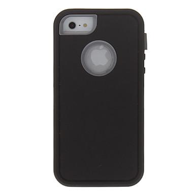 Pouzdro Uyumluluk Apple iPhone X / iPhone 8 / iPhone 8 Plus Şoka Dayanıklı Tam Kaplama Kılıf Zırh Sert PC için iPhone X / iPhone 8 Plus / iPhone 8