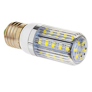E26/E27 LED Mısır Işıklar T 36 led SMD 5730 Serin Beyaz 350lm 6000-6500K AC 220-240V