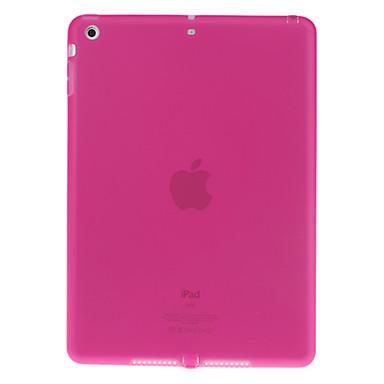 Simple Design Transparent Back Case for iPad Air