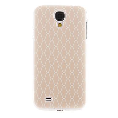 Pouzdro Uyumluluk Samsung Galaxy Samsung Galaxy Kılıf Temalı Arka Kapak Geometrik Desenli PC için S4