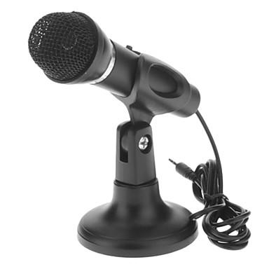 billige Mikrofoner-Lx-M30 Høj Kvalitet Multimedia Mikrofon Til Net Ktv, Computer, Pc