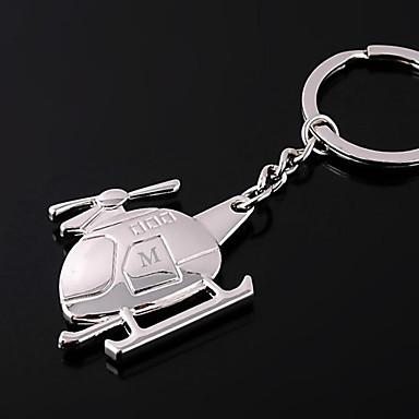 Porte cl s personnalis h licopt re grav cadeau en forme for Porte helicoptere