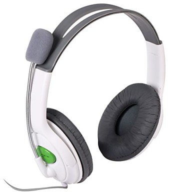 Ses ve Video Kulaklıklar Uyumluluk Xbox 360 ,  Kulaklıklar Metal / ABS 1 pcs birim