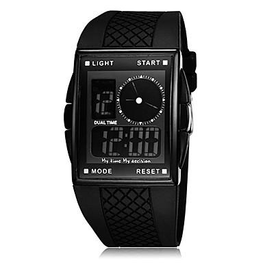 Men's Watch Sport Analog-Digital Dial Multi-Functional  Cool Watch Unique Watch