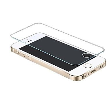 1 parça Ön Ekran Koruyucu için Patlamaya dayanıklı iPhone SE/5s/5