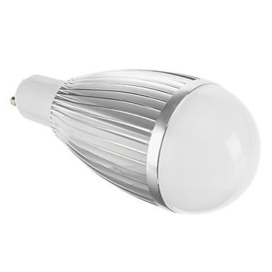 1 buc 7 W Bulb LED Glob 334 lm GU10 1 LED-uri de margele COB Alb Rece 85-265 V