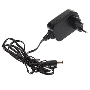 AC 100-240V Güç Kaynağı Adaptör Switching 5.5mm/2.1mm 5VDC 2Amp 2000mA (Siyah, 1.2M)
