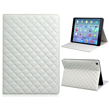 Case For iPad Air with Stand Full Body Cases Geometric Pattern PU Leather for iPad Air