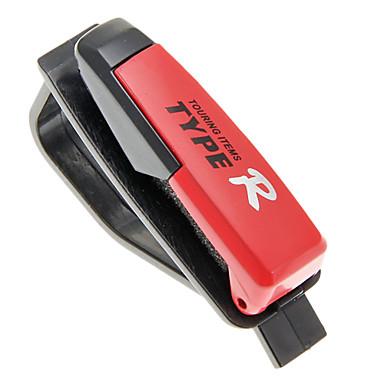 Clip Plasic Compact Sunglass / Card cu EVA burete
