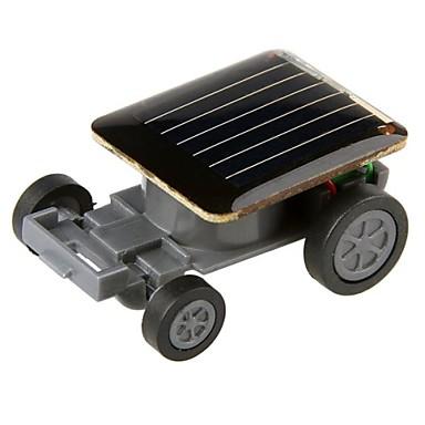 Cea mai mica masina energie solara din lume