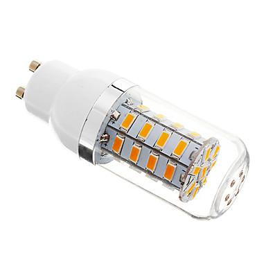 5W GU10 LED Mısır Işıklar 36 led SMD 5730 Kısılabilir Sıcak Beyaz 350-400lm 2700-3500K AC 220-240V