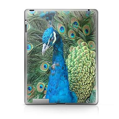 1 parça Arka Koruyucu için Hayvan iPad 2 iPad 3 iPad 4
