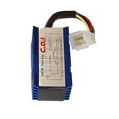 Yüksek Performanslı Kart Paket 5 49-125cc Dirt Pit Pocket Bike ATV için Pin Yarış Ateşleme CDI Kutusu