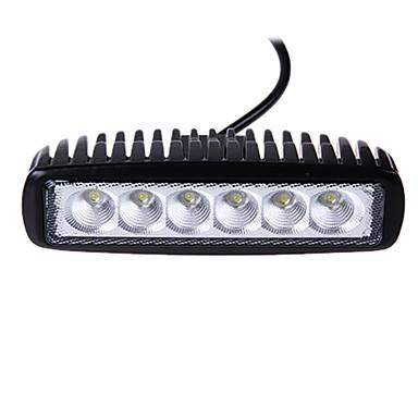 Ampul 18W Yüksek Performanslı LED 2650lm LED Çalışma Işığı