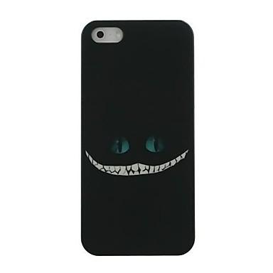 IPhone4/4S Dark Gülümseme Desen Hard Case