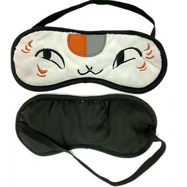 Maske Esinlenen Natsume Yuujinchou Kedi Anime Cosplay Aksesuarları Maske Polar Kumaş Erkek