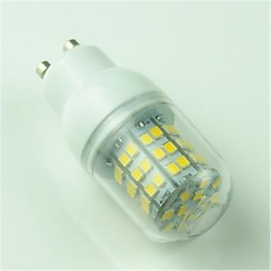 3W 400 lm G9 GU10 LED-maïslampen T 60 leds SMD 2835 Decoratief Warm wit Koel wit AC 220-240V AC 85-265V