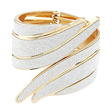 Women's Bangles Unique Design Statement Jewelry Fashion European Punk Alloy Others Wings / Feather Jewelry Christmas Gifts Party Daily