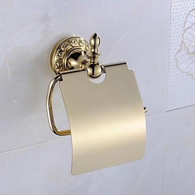 Toilet Paper Holders Antik Pirinç 1 parça - Otel banyo