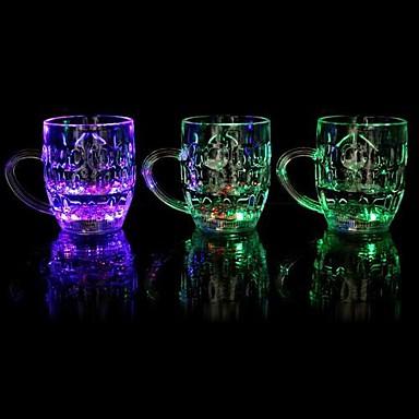 bira Coway bar özel ışık yayan led lamba gece lambası küçük kap