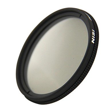nisi® 46mm pro cpl ultra subțire lentile filtru polarizor circular